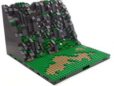 mils-h_mon05 | MILS module: CTM with mountain | Panzerbricks (Legotron) | Flickr