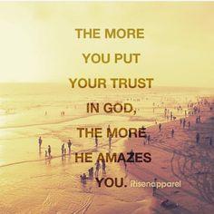 "Risen on Instagram: ""Trust God and wait on His promises.  @gerald.ramos #HuntingtonBeach #California"""