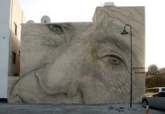 Yousif Manama Bahrain, Charcoal, by Jorge Rodriguez Gerada