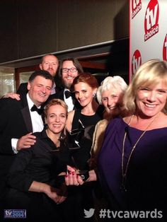 TV CHOICE AWARDS [UK] (September 8, 2014) ~ SHERLOCK (BBC) wins Best Drama Series at the TV Choice Awards.