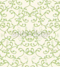 Free Tendrils designed by Katja Kretzschmar available on patterndesigns.com
