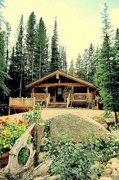 Hideaway Village Vacation Rental - VRBO 133105 - 1 BR Winter Park Cabin in CO, Adorable Log Cabin