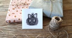 Owl birthday card, cute owl stationary, owl greeting card Cute Owl, Stationary, Birthday Cards, Ann, Greeting Cards, Gift Wrapping, Illustrations, Unique Jewelry, Handmade Gifts