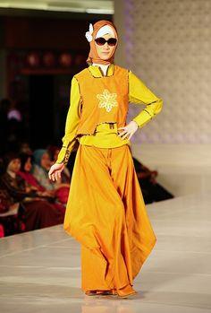 nice Muslim Fashion Festival 2014