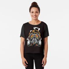 White Chiffon, Chiffon Tops, White P, V Neck T Shirt, Cool Designs, Classic T Shirts, Printed, Sweatshirts, Awesome