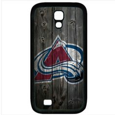 Colorado Avalanche Wood Background Cover case for iphone 4 4s 5 5s 5c 6 6s plus samsung galaxy S3 S4 mini S5 S6 Note 2 3 4 z0860