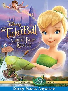 Tinker Bell and the Great Fairy Rescue -- You can get more details by clicking on the image.