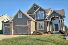 SOLD - WITHERSFIELD in Liberty, 2 Story with 3 car garage www.DanVick.com