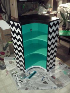Love this #DIY home improvement project! Whats yours? #IKEA so cute!