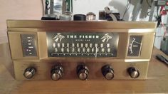 FISHER 500