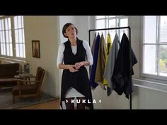 Wardrobe Rack, Must Haves, Coat, Outfits, Clothes, Youtube, Fashion, Reach In Closet, Kleding