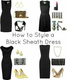 b66882e418 7 Best Little black dress images | Fashion women, Ladies fashion ...