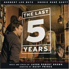 Off-Broadway Musical; Last Five Years ~ Jason Robert Brown, http://www.amazon.co.jp/dp/B000065CXP/ref=cm_sw_r_pi_dp_VVIFqb0Q8MZ51