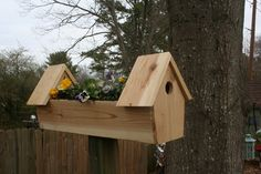 Pallet Birdhouse - Pallet Home Furniture Projects