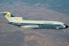 60 Jahre Lufthansa: Ein stolzes Jubiläum, das nicht gefeiert wird