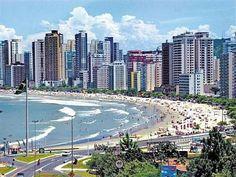 praia central em Balneário Camboriú, Santa Catarina  #balneariocamboriu