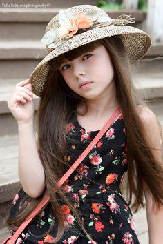 Alena Kopas (born August 27, 2004) is an Russian child model.