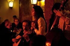Clube do Fado, Fado restaurant Lisbon - Go Discover Portugal travel