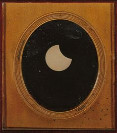 Partial Eclipse of the Sun book, 1851