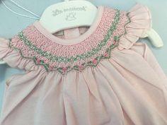 www.mamibu.com  #pagliaccetto #neonata in #purocotone #lamascot #madeinitaly #pink #babygirl #spring #summer #mamibu