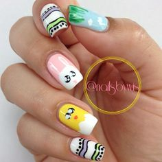 nailsbywis easter #nail #nails #nailart