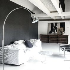 I ❤️ that floor LAMP!