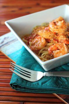 Dinner Tonight: Creamy Cajun Shrimp Pasta