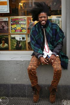 theloveapp: Jesse Boykins III. smiles for days. photo by @Bamboo Creative #Schwaza
