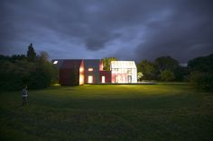 Sliding House by dRMM  RESIDENTIAL  PROJECT SUMMARY  'Industrial Picturesque'  Details     GENERAL INFORMATION  Status:Completed January 2009 Location:Suffolk, U...
