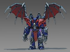 both_hand chaos claws jump_pack night_lords portrait raptor space_marines thevampiredio wings