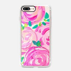 Casetify iPhone 7 &7 Plus Case and other colorful covers -Flower-gram by Elle and Kay | Casetify