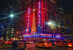 Radio City Music Hall by @mickmicknyc - The Best Photos and Videos of New York City including the Statue of Liberty, Brooklyn Bridge, Central Park, Empire State Building, Chrysler Building and other popular New York places and attractions.