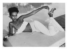 Vogue - April 1977 Regular Photographic Print by Kourken Pakchanian at Art.com