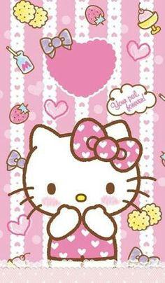 Kitty  #wallpaper