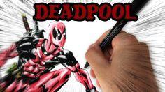 Desenho Nerd # - 2 - Deadpool