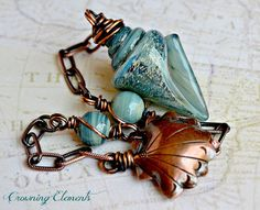 Mermaid Pendulum.  Beautifu