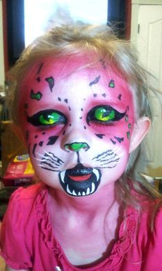 Cute Halloween Makeup for Girls