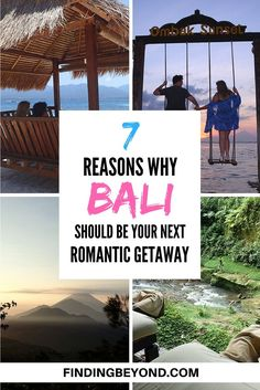 If you're looking for your next romantic escape, read this article by a romantic destination expert to find out why Bali should be a serious consideration.