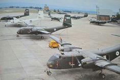 RAAF Caribou aircraft
