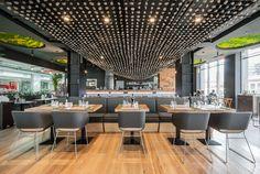 Grill & Bar Terrace on Behance