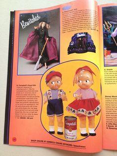 FAO Schwarz Toy 1997 Collectibles Barbie Doll Catalog Book | eBay