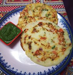 Uthappam From Leftover Food Food Pics, Food Pictures, Easy Churros Recipe, Snap Food, Asian Snacks, Food Snapchat, Food Wallpaper, Indian Street Food, Indian Breakfast