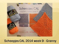 All videos for theScheepjes Crochet Along 2014designed by Wink from A Creative Being. In this CAL we make a granny square blanket.