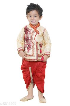 Checkout this latest Kurta Sets Product Name: *Doodle Classy Rayon Kid's Boy's Kurta Set* Sizes:  6-9 Months, 9-12 Months, 12-18 Months, 18-24 Months, 1-2 Years, 3-4 Years Country of Origin: India Easy Returns Available In Case Of Any Issue   Catalog Rating: ★4.2 (597)  Catalog Name: Doodle Classy Rayon Kid's Boy's Kurta Sets Vol 1 CatalogID_736535 C58-SC1170 Code: 052-5015905-966