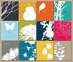 50 Cool And Unique Calendar Designs 2013