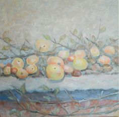 Buy apples, Acrylic painting by Muntean Floare on Artfinder. Discover thousands of other original paintings, prints, sculptures and photography from independent artists.