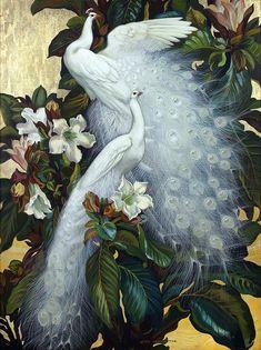 Джесси Армс Ботк (Jessie Arms Botke) и ее экзотические птицы. Обсуждение на LiveInternet - Российский Сервис Онлайн-Дневников