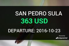 Flight from Minnepolis to San Pedro Sula by Avia #travel #ticket #flight #deals   BOOK NOW >>>