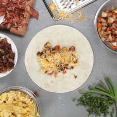 Frozen Breakfast Burritos Recipe by Tasty