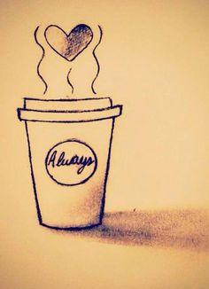 coffee...always